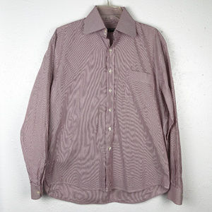 "Dolce & Gabbana ""Basic"" Men's Striped Shirt 15/38"